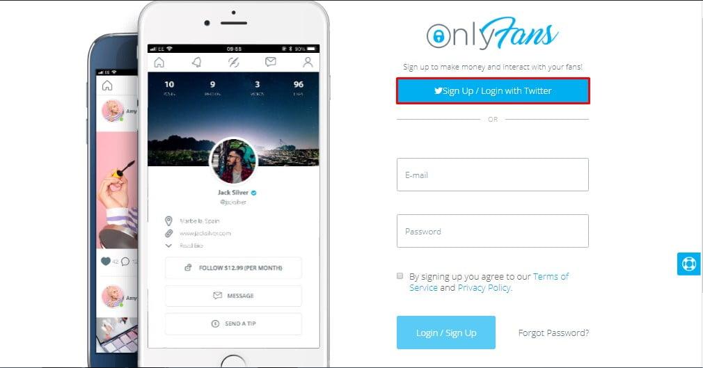 Cómo crear una cuenta de OnlyFans | Tutoriales y guías
